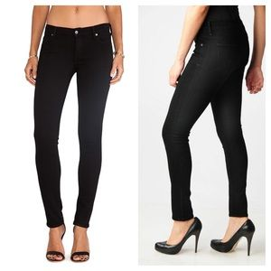 Citizens of Humanity Avedon Low Rise Skinny Black